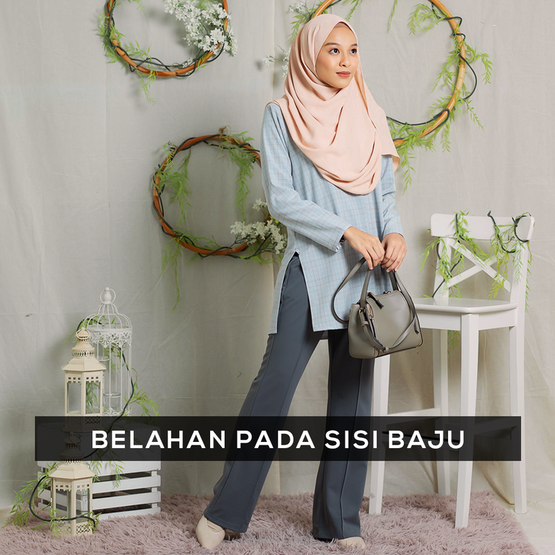 Thea Top (Grey)