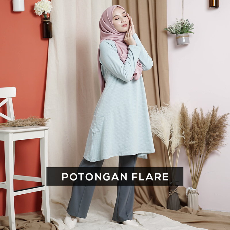 Ummi Suit (Baby Blue)