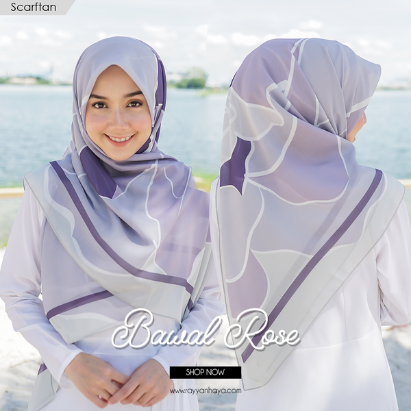Bawal Rose 50'' (Sea Salt)