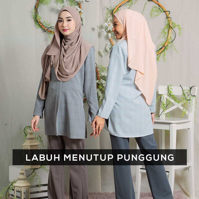 Thea Top (Powder Blue)