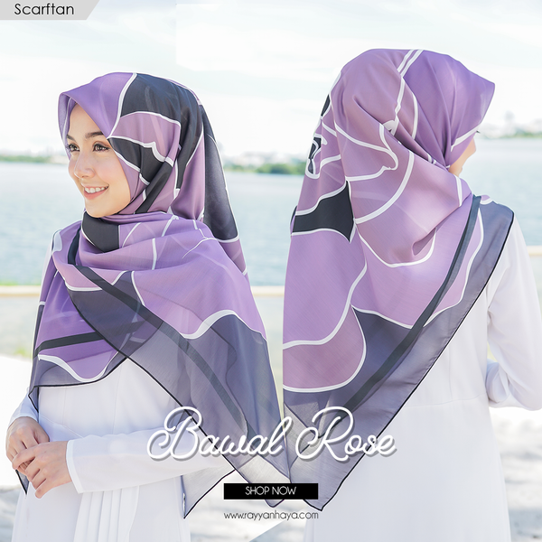 Bawal Rose 50'' (Grey)