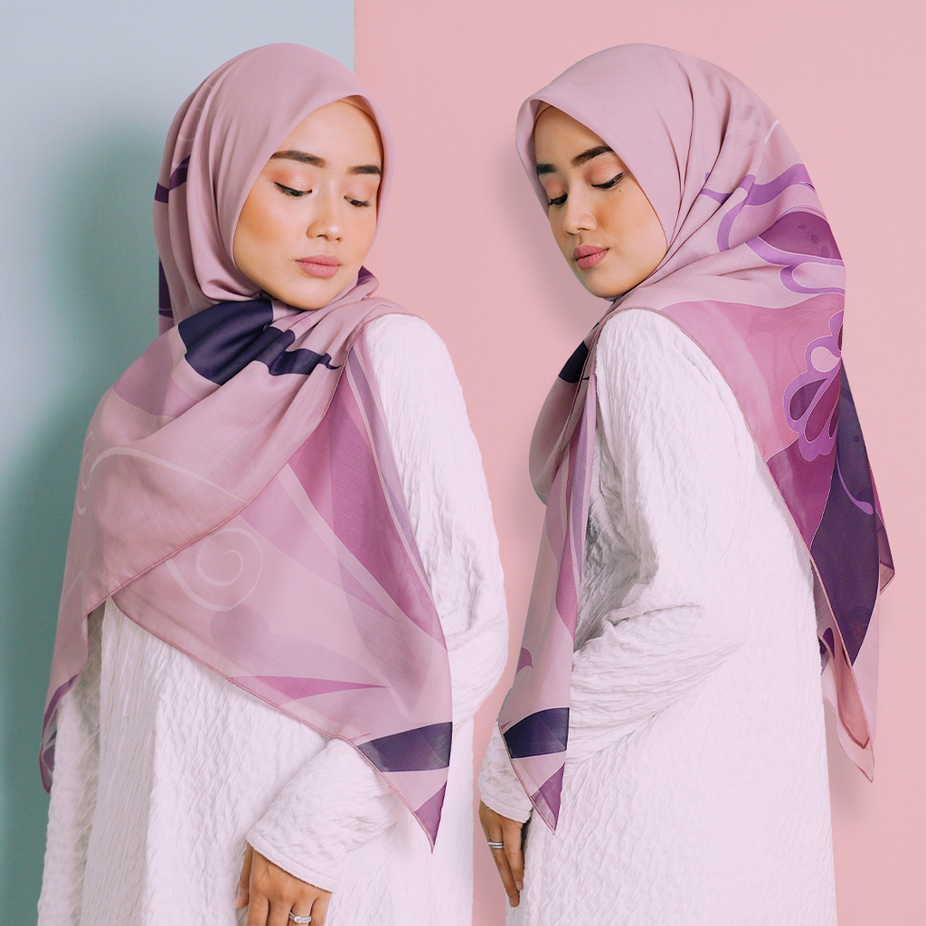 Bawal Butterfly 50' (Mauve)