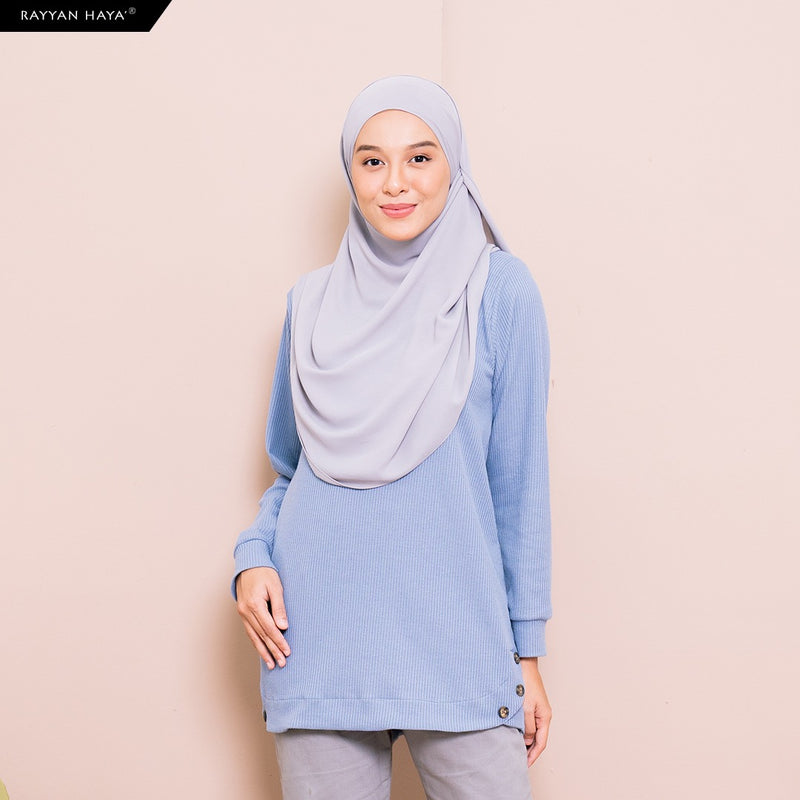Talia Top (Light Blue)