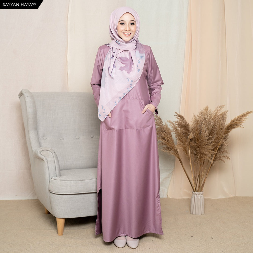 Camellia Long Top (Orchid)