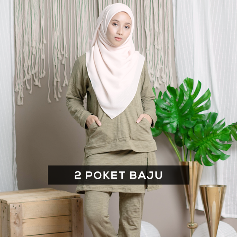 Skirt Pants Set 6.0 (Orchid)