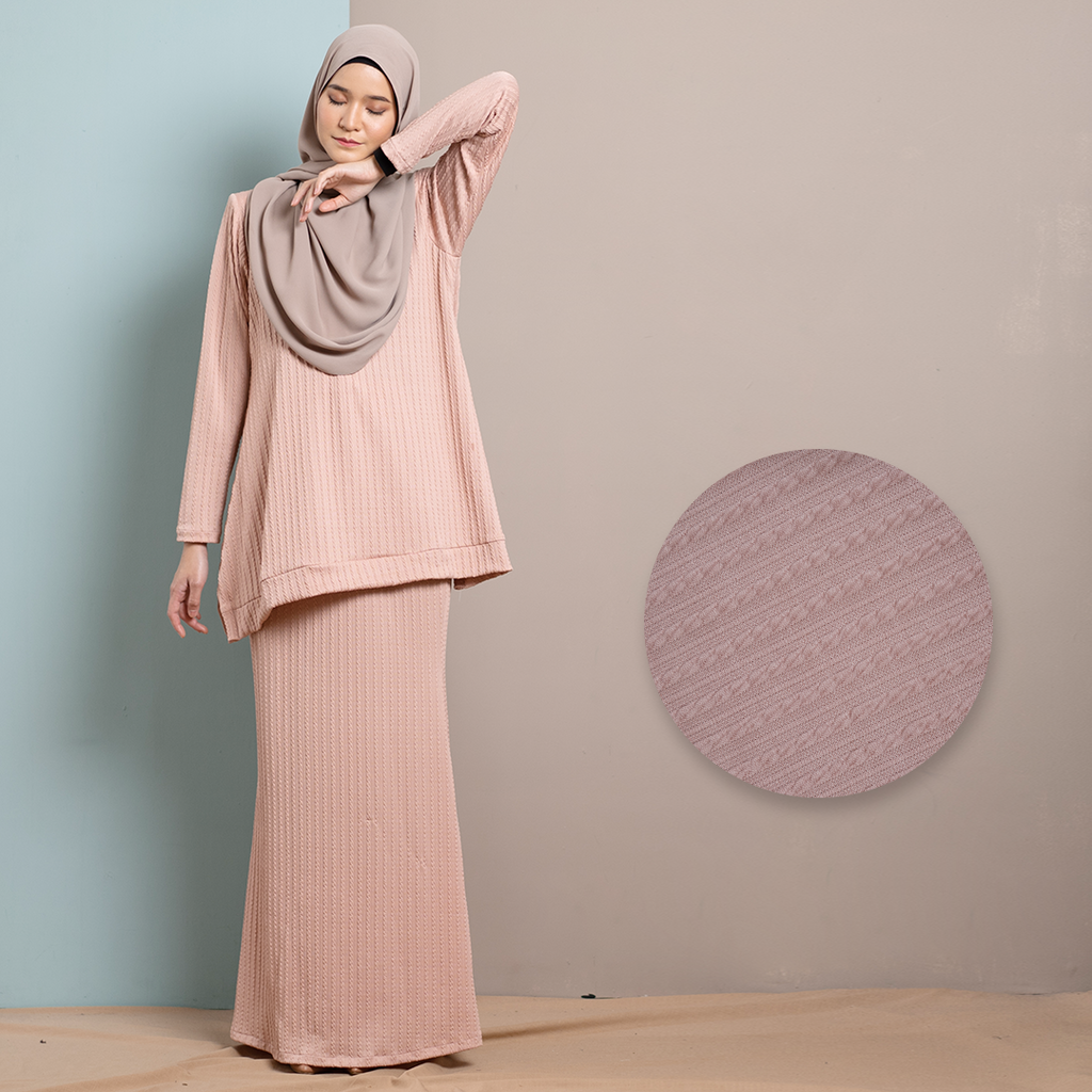 Rhea Suit 9.0 Skirt (Dusty Pink)