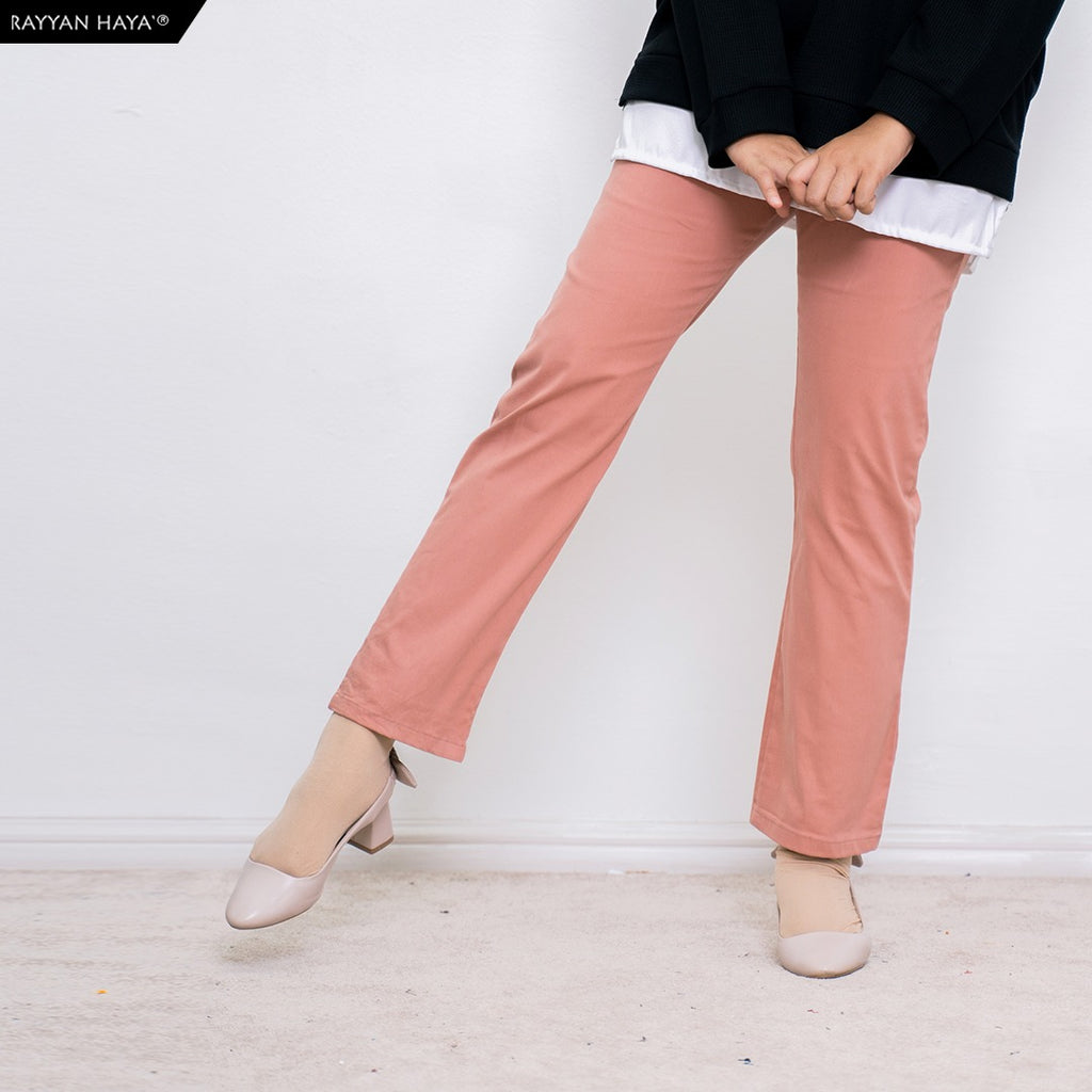 SAMPLE Ankle Loose Pants (Guava)