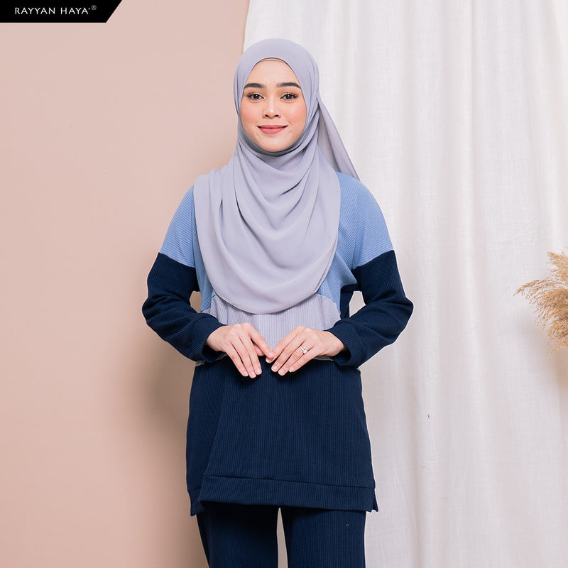 Dinah Top (Icy Gray)