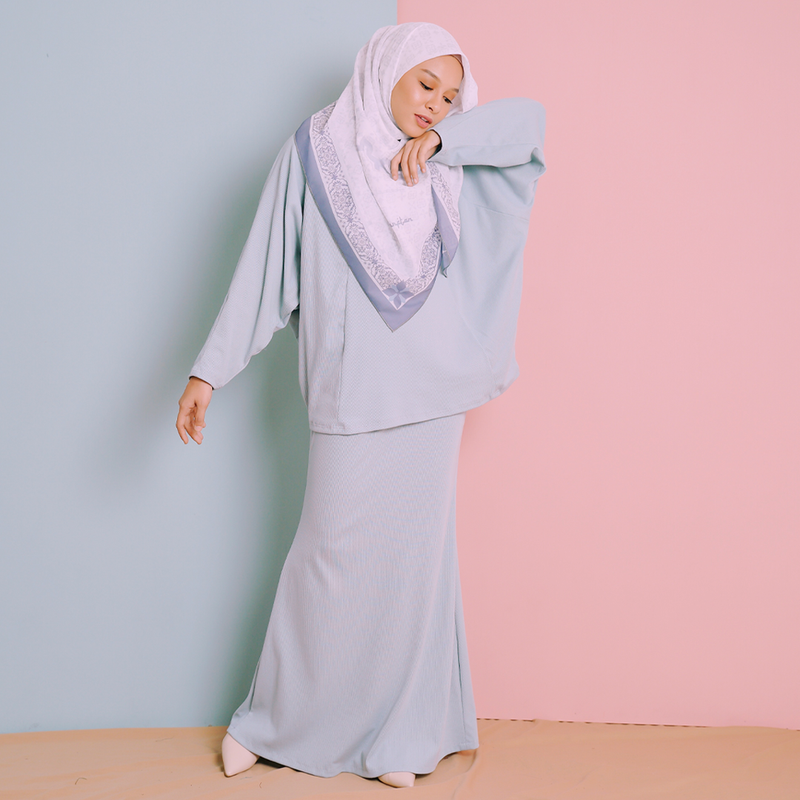 Darla Suit (Baby Blue)