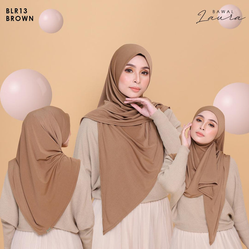 Bawal Laura by Hanami (Brown)