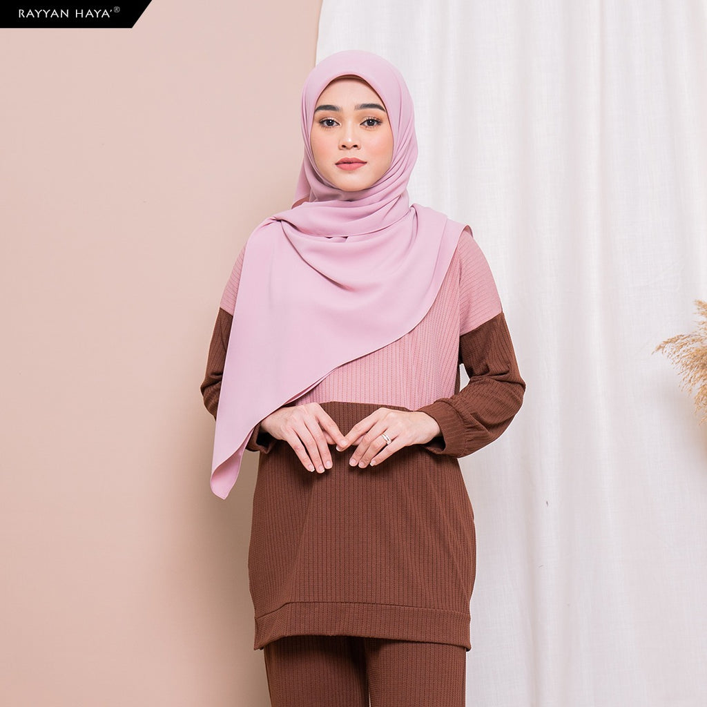 Dinah Top (Rose Brown)