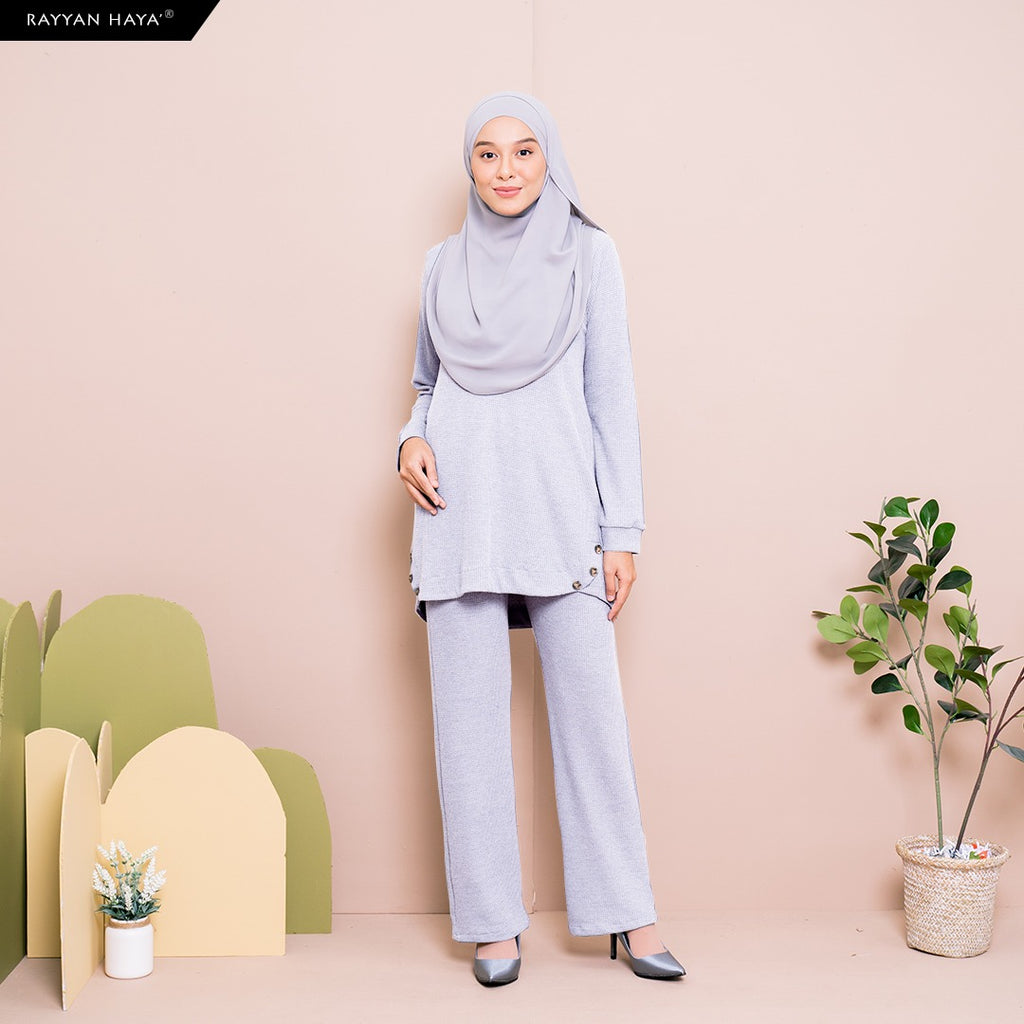 Talia Set (Icy Gray)