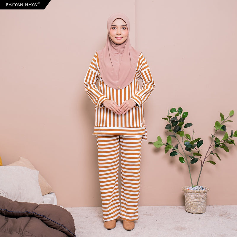 Adelia Pants Set (Peanut)