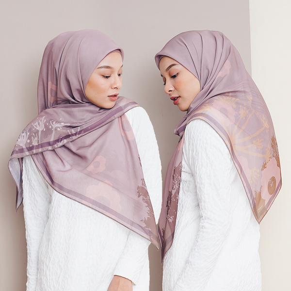 "Bawal Orchid 48"" (Coffee)"