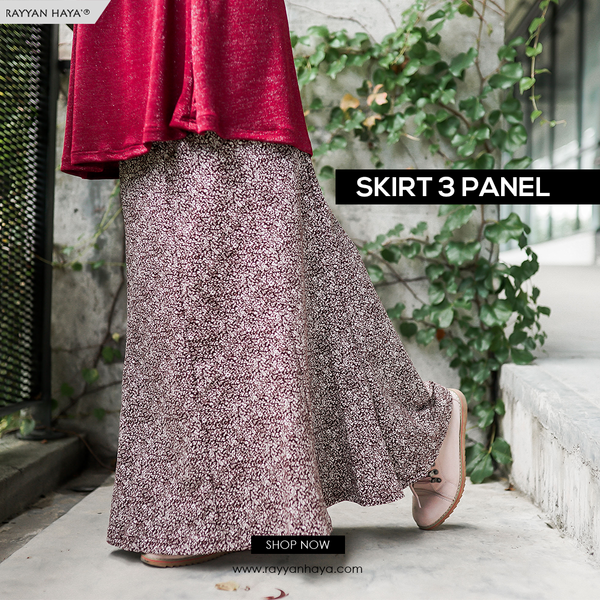 Dian Skirt (Purple)