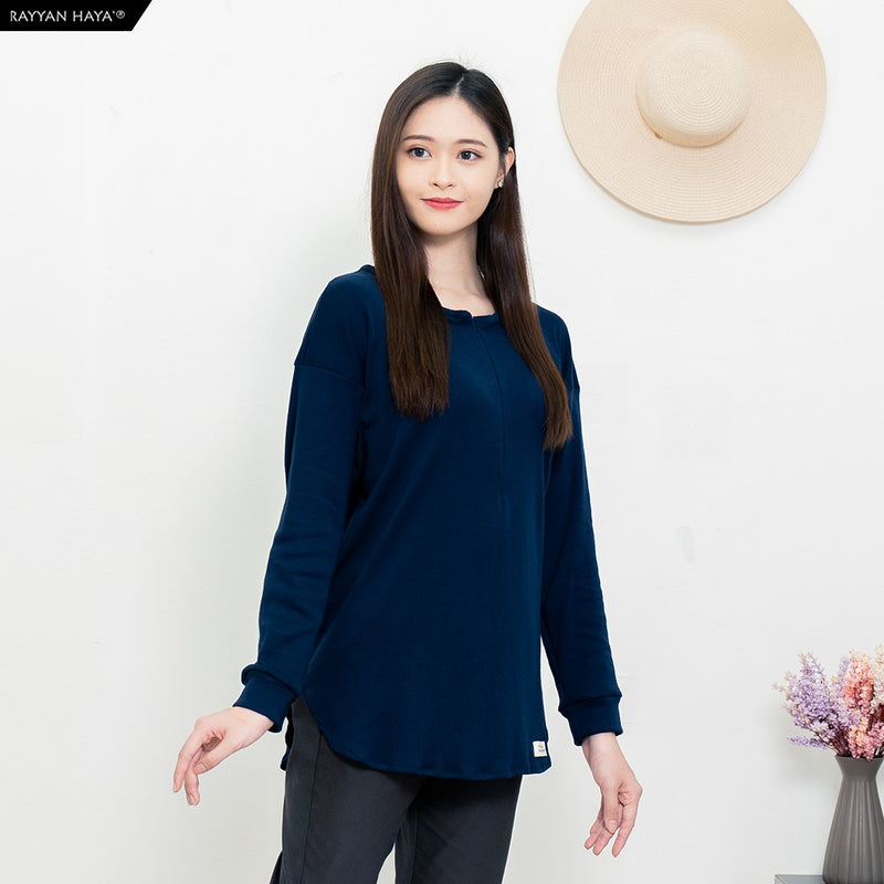 Neyra Top (Dark Blue)