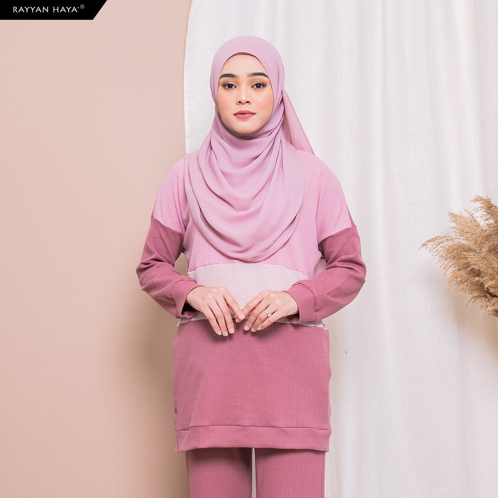 Dinah Top (Pink Candy)