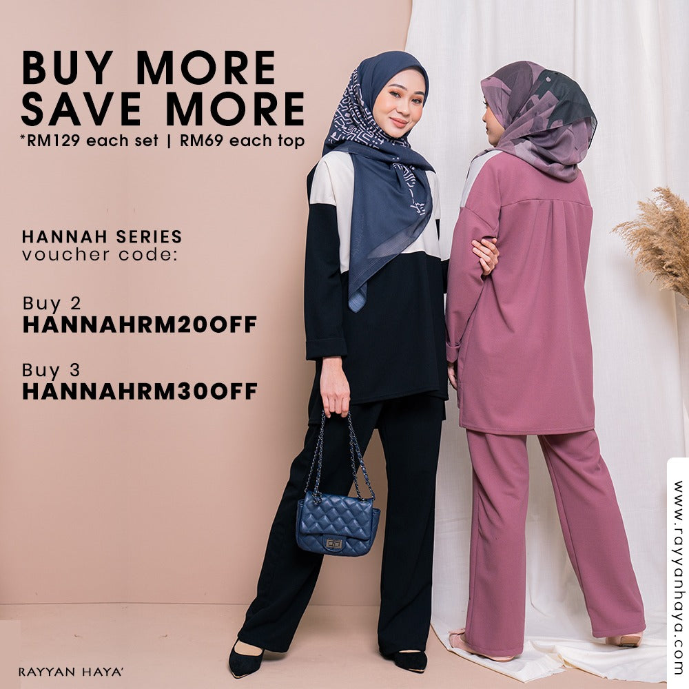 Hannah Top (Silver Rose) BUY 2 FREE 2 GIFTS & BUY 3 FREE 4 GIFTS