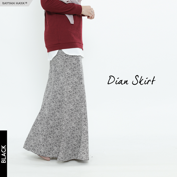 Dian Skirt (Black)
