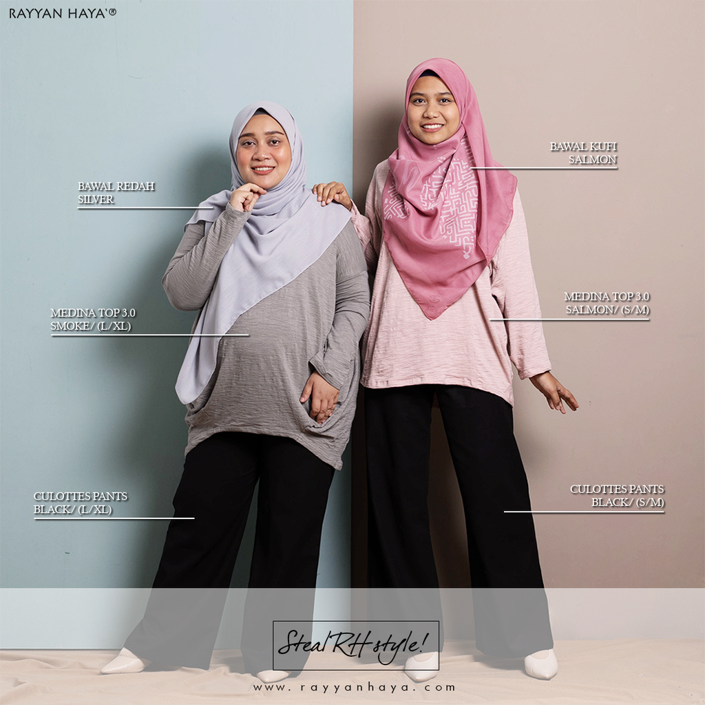 Darla Top 4.0 (Grey)