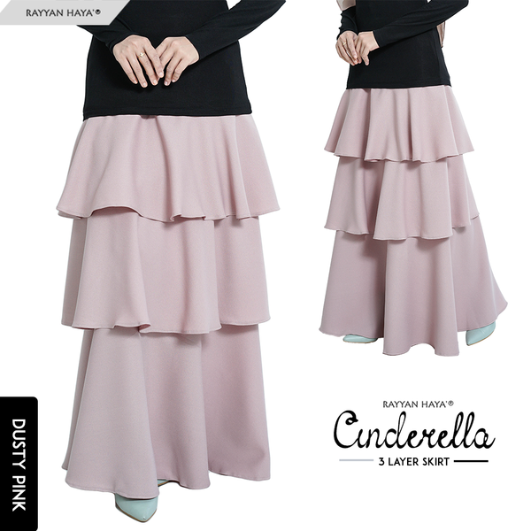 Cinderella Skirt (Dusty Pink)