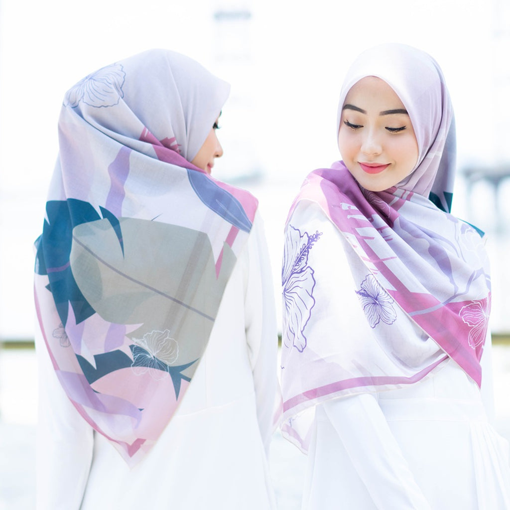 Bawal Hibiscus 50' (Forest)