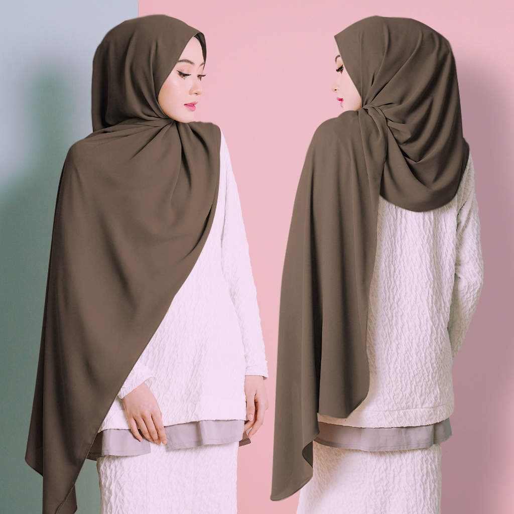 Plain Shawl (Wood)