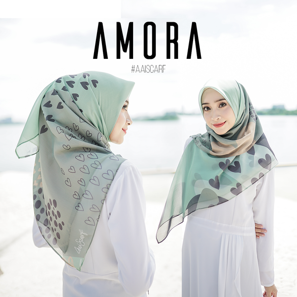 Amora Bawal (Green Forest) 48'