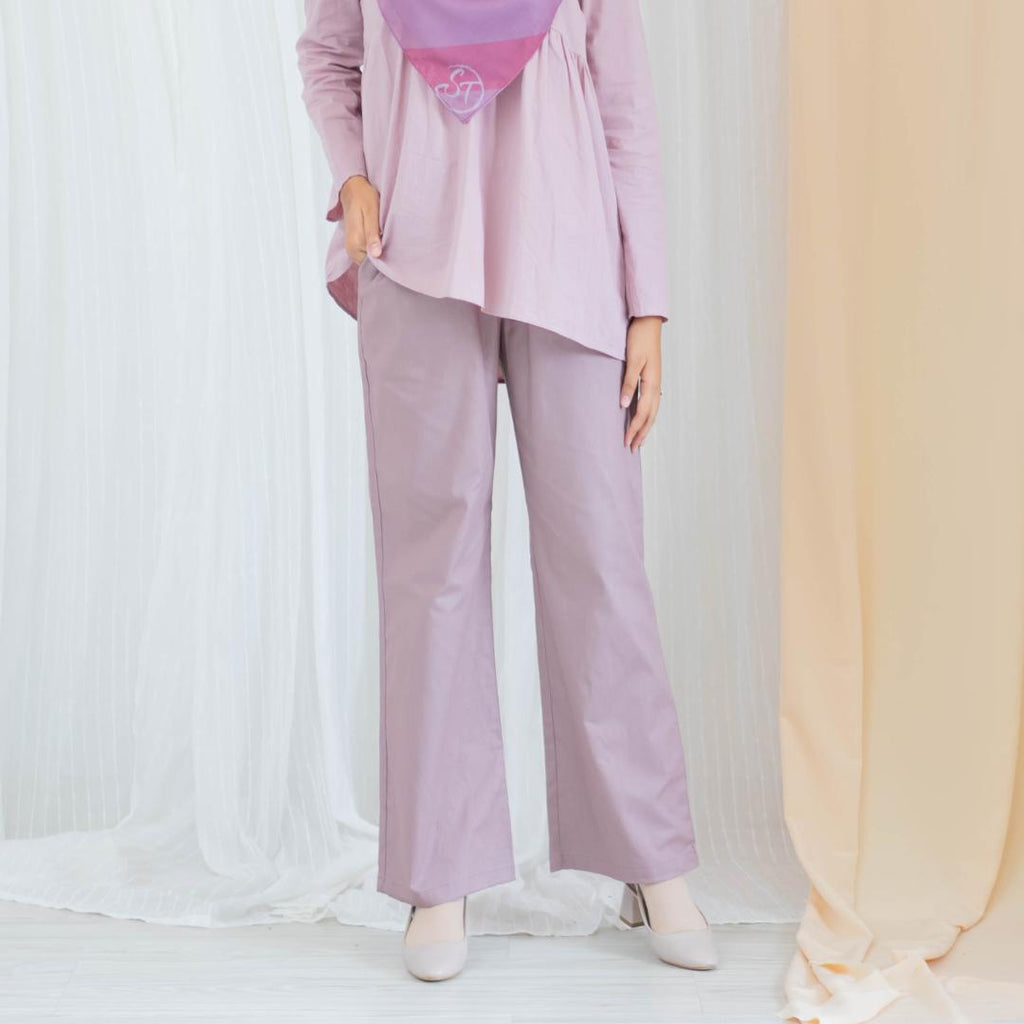 Relax Pants (Dusty Pink)