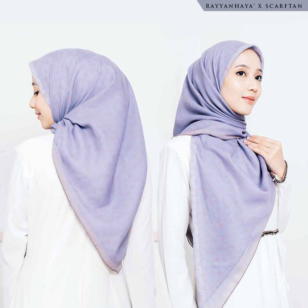 READY STOCK Bawal Arabella 130cm (Latte)
