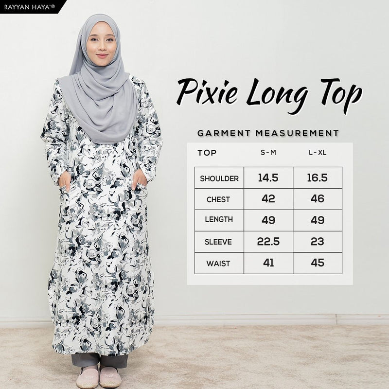 Pixie Long Top (Code 03)