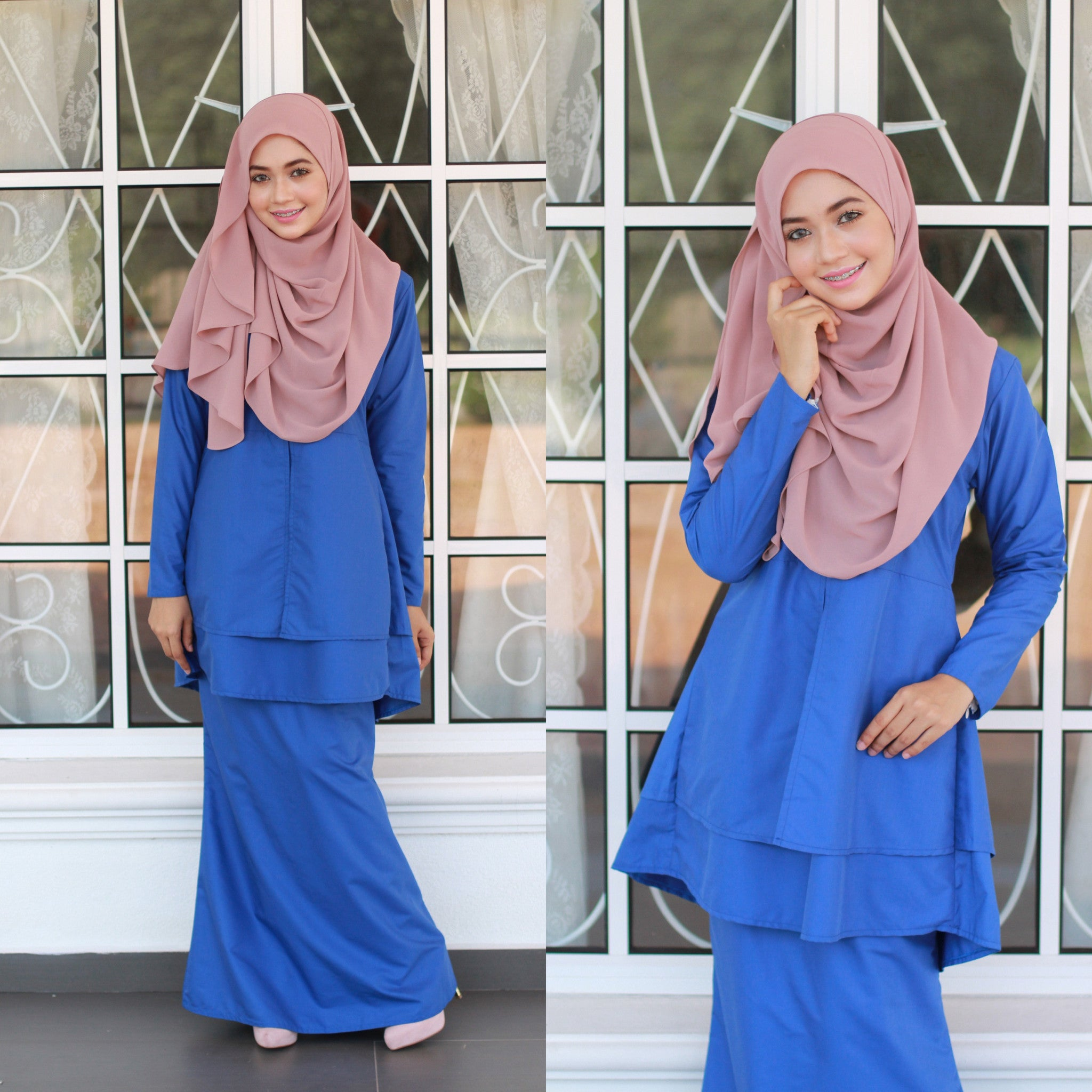 Dian Top (Electric Blue)