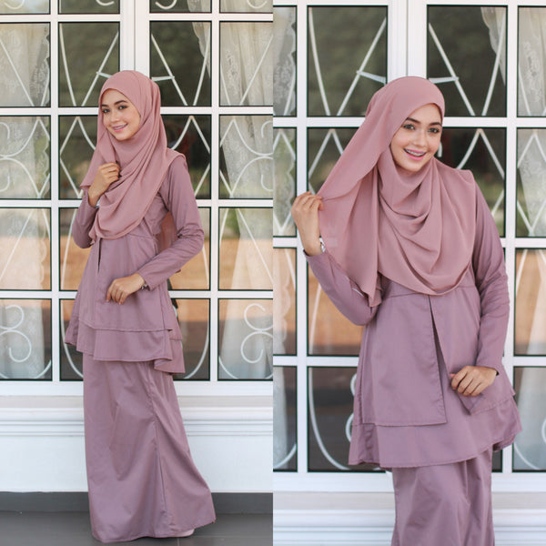 Dian Top (Dusty Purple)