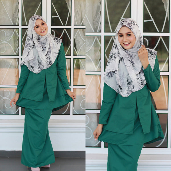 Dian Top (Emerald Green)
