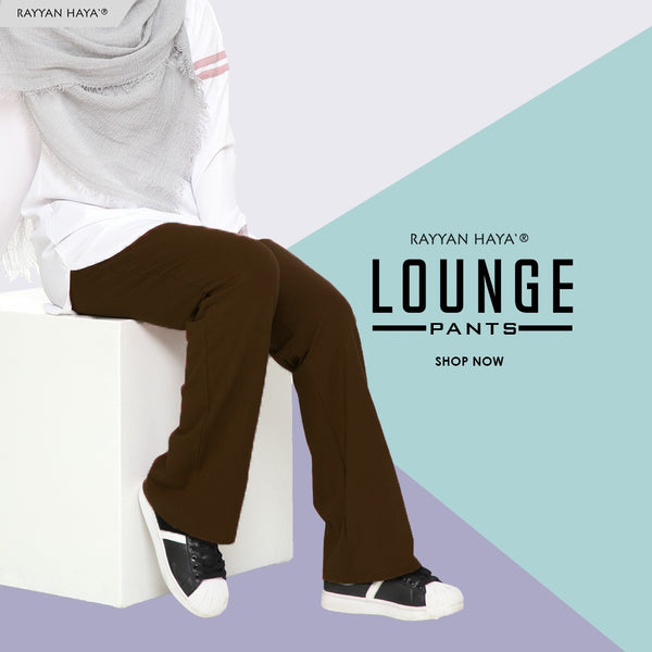 Lounge Pants (Brown)