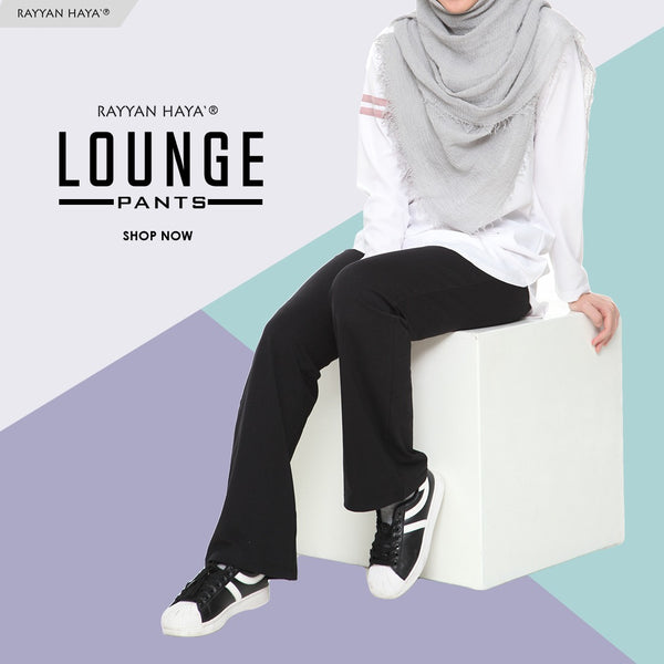 Lounge Pants (Black)