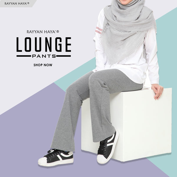 Lounge Pants (Grey)