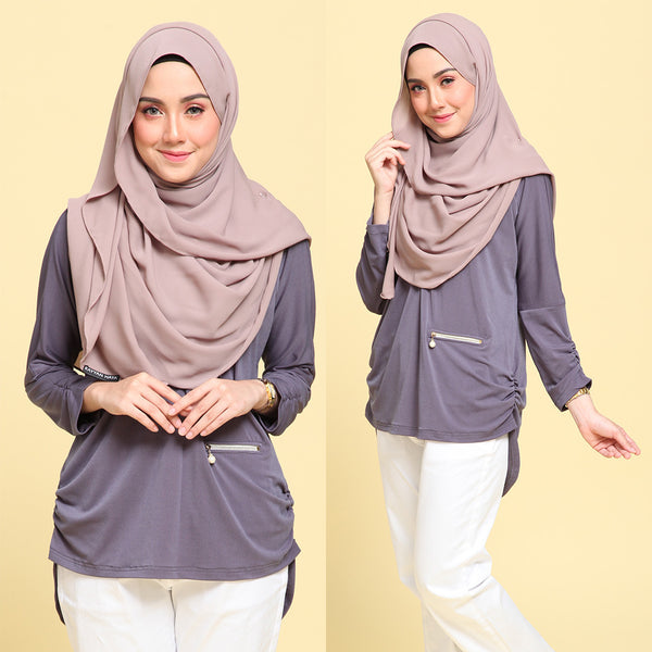 Mia Shirt (Grey)