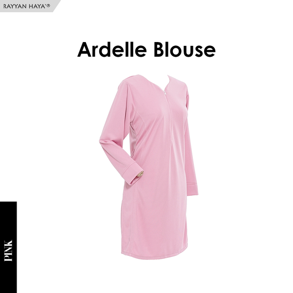 Ardelle Blouse (Pink)