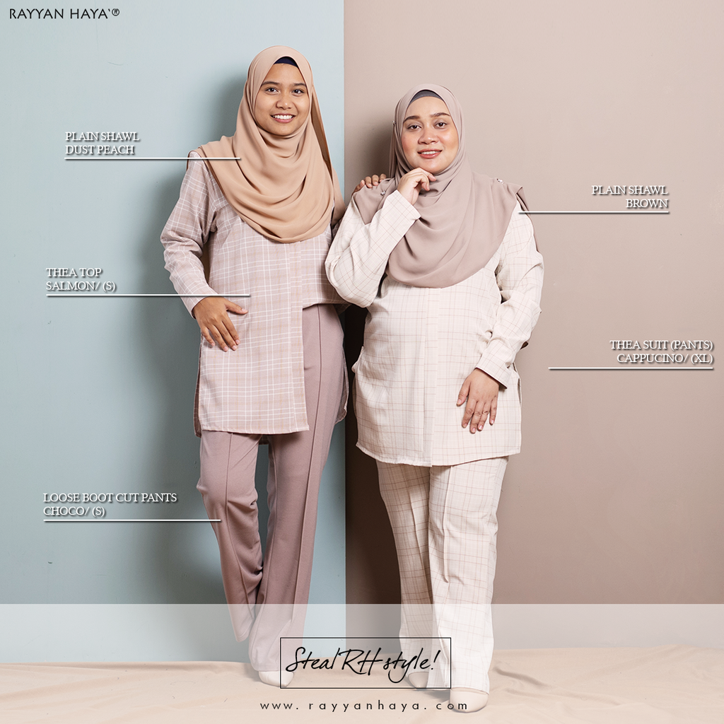 Thea Suit Pants (Latte)