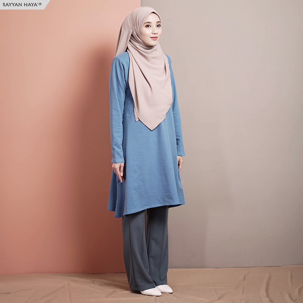 Ummi Top (Baby Blue)