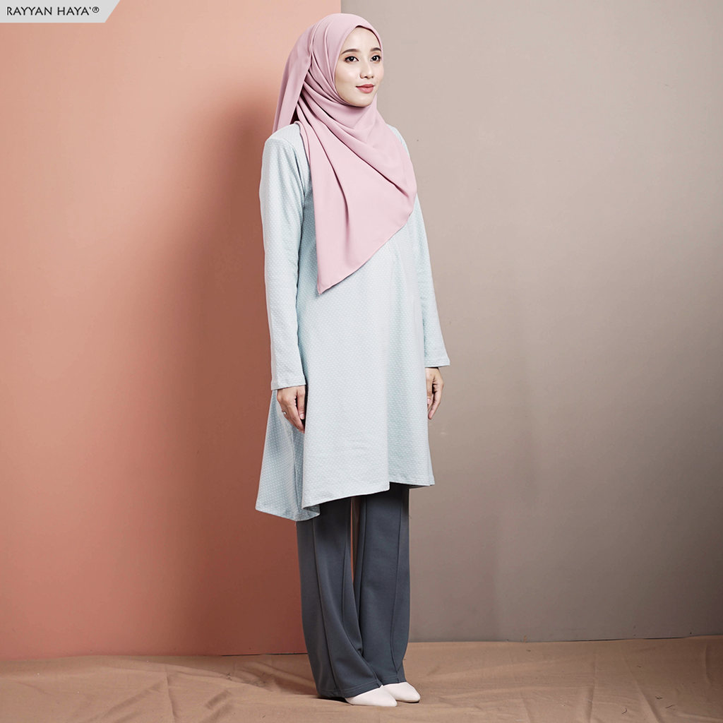 Ummi Top (Powder Blue)