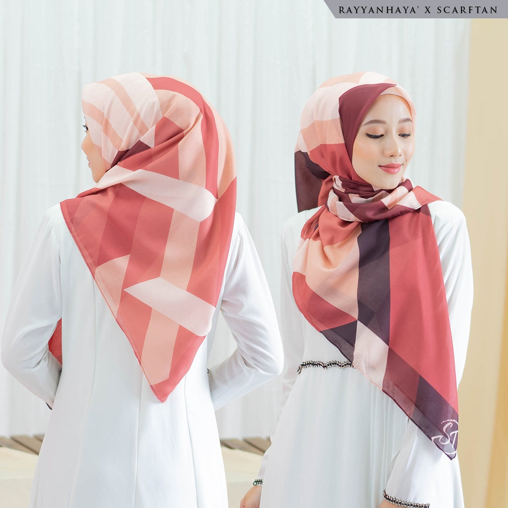 PRE ORDER Bawal Lapes 130cm (Cherry)