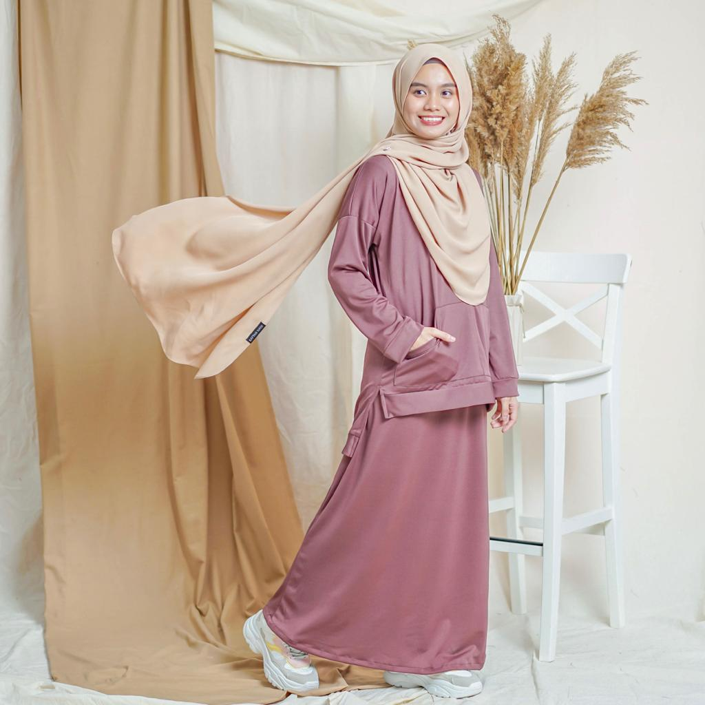 Melysa Suit (Light Pink)