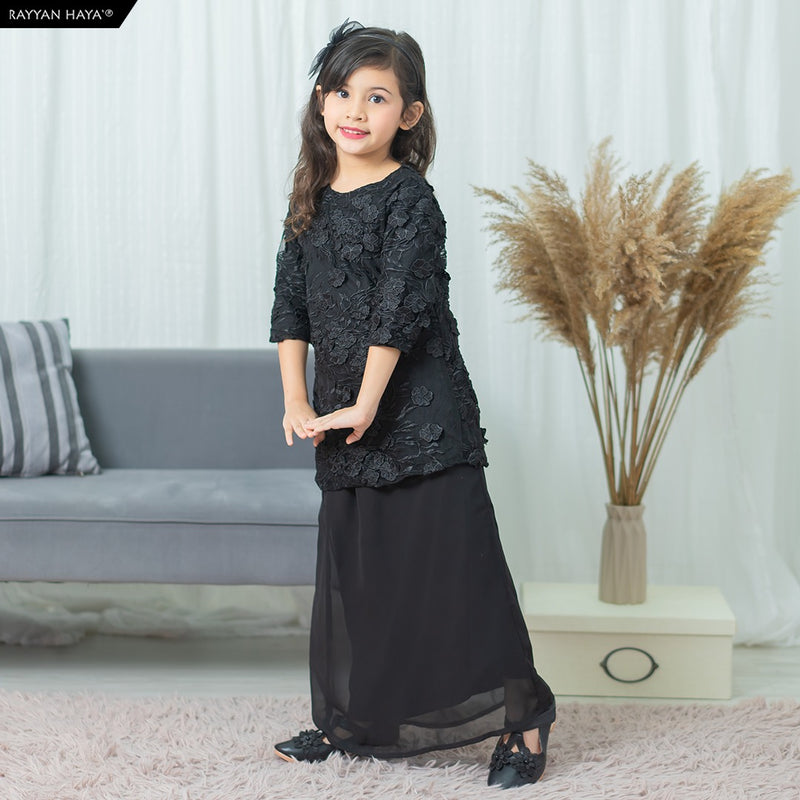 Yuki Kids (Black)