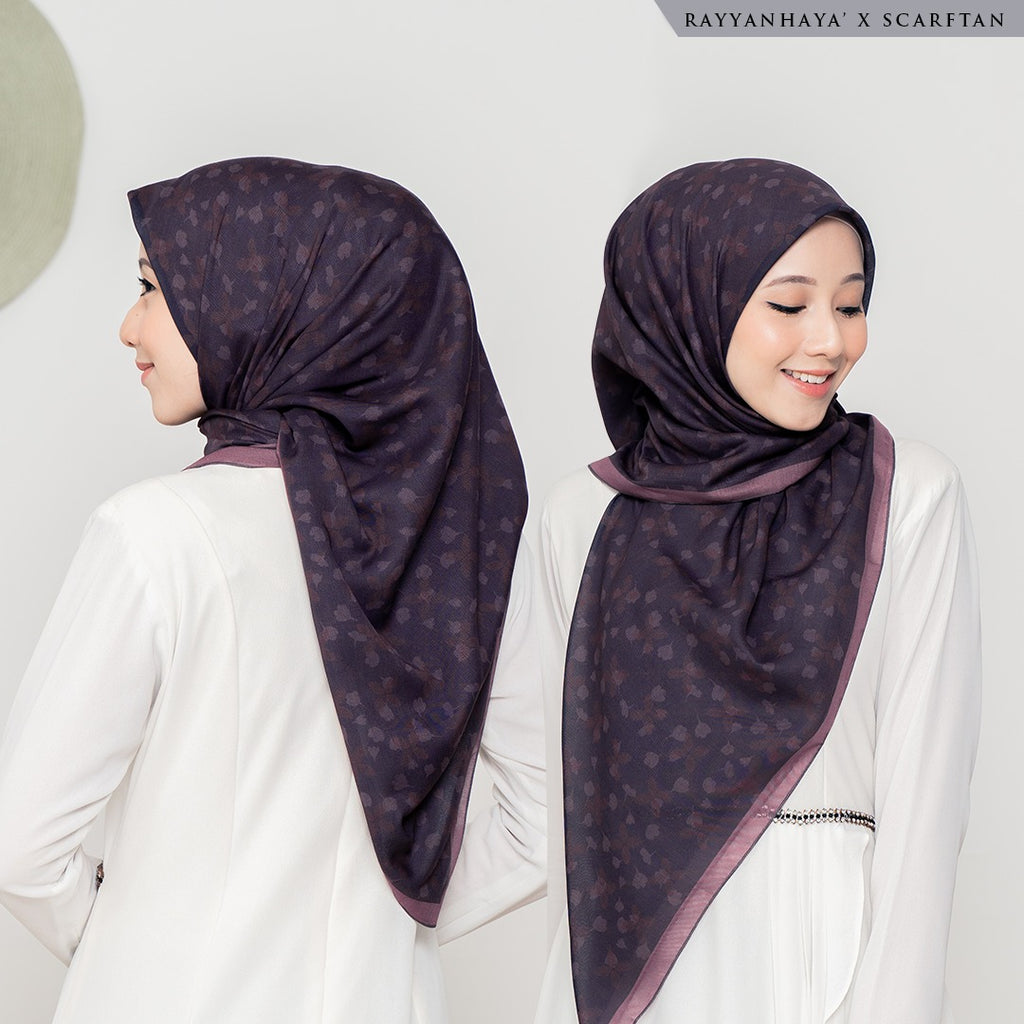 READY STOCK Bawal Arabella 130cm (Coco)