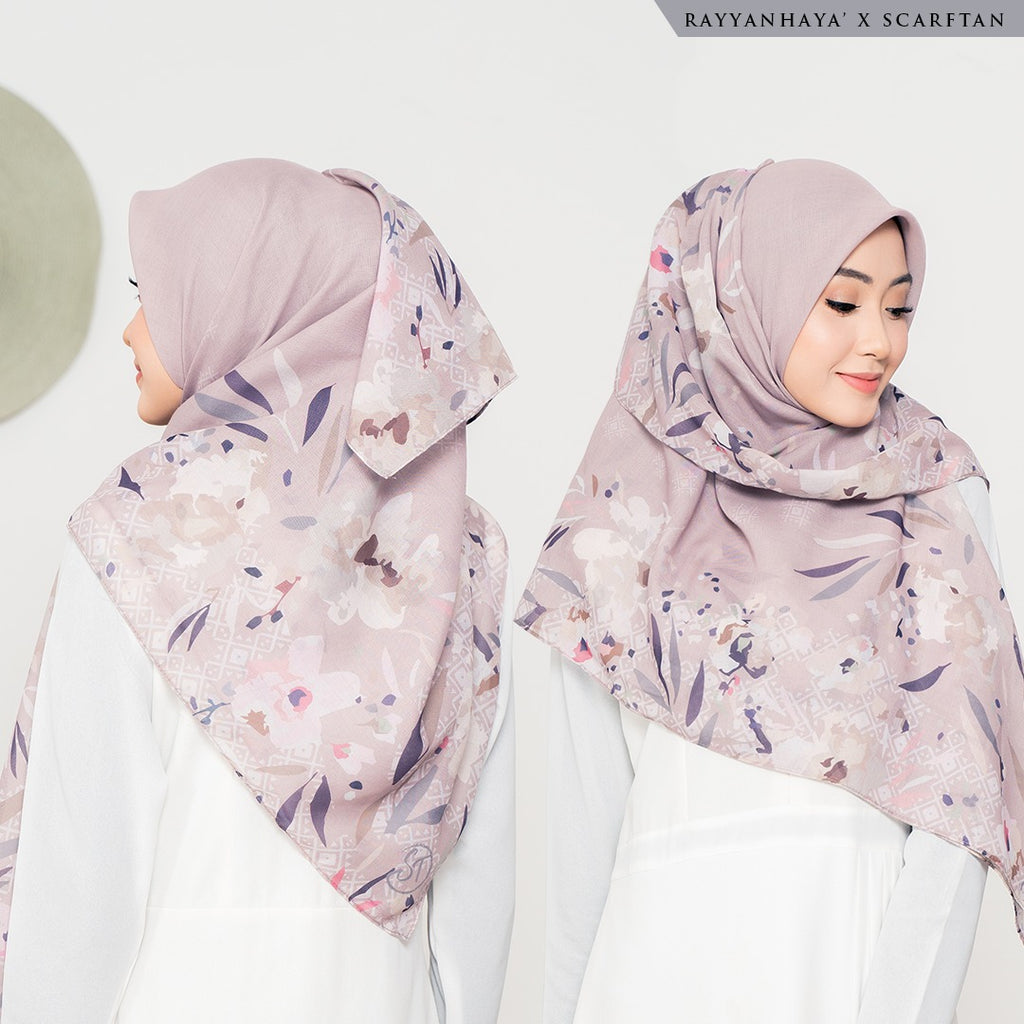 READY STOCK Bawal Emmarie 130cm (Nude)
