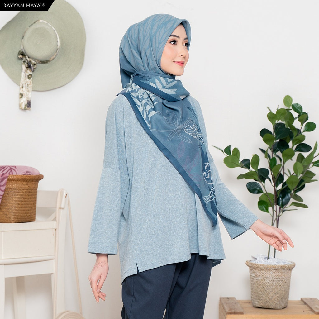 Homey Top (Powder Blue)