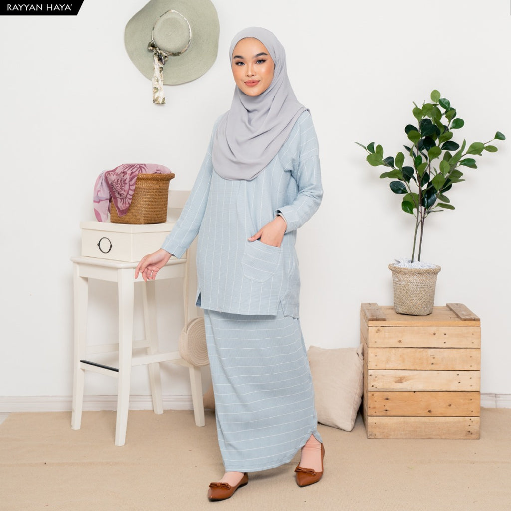 Zara Suit (Baby Blue)