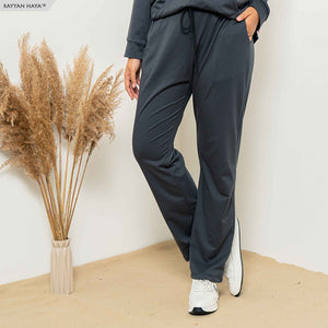 Sweat Loose Pants (Grey)